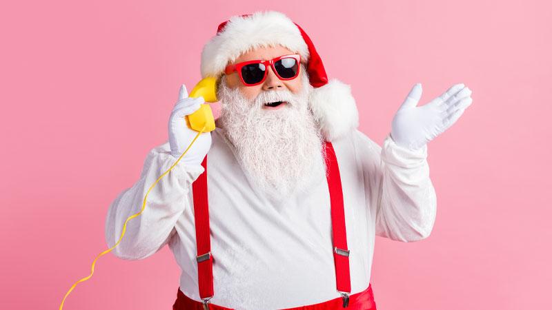 Les fêtes de fin d'année approchent, communiquez sur votre accueil téléphonique !