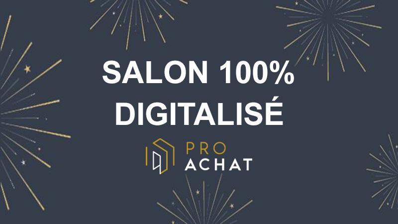 ID2SON participe au salon virtuel PROACHAT !