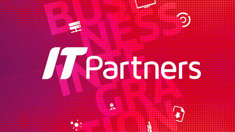 Rencontrez-nous sur le salon IT Partners !