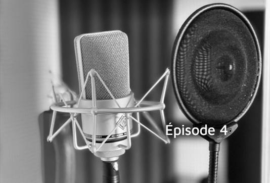 Qui se cache derrière nos voix Off ? Episode 4 : Glwadys Ann