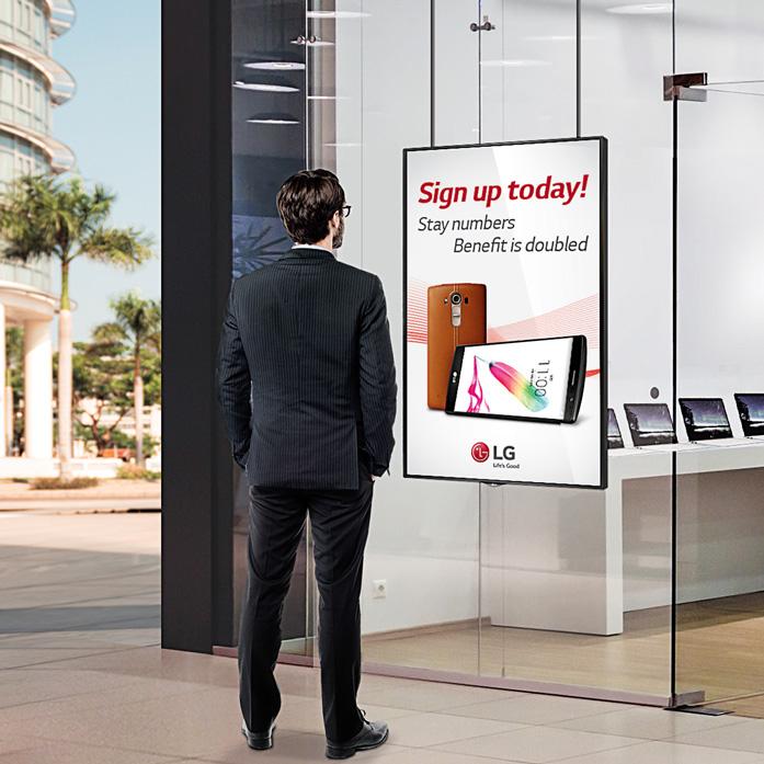 Affichage-dynamique-écran-vitrine-ID2SON