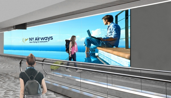 Mur d'images Samsung VHR-R