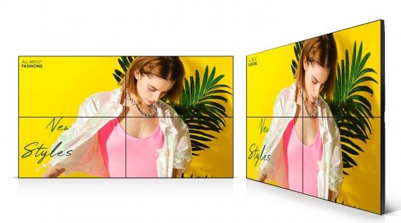 Mur d'images Samsung VMT-E