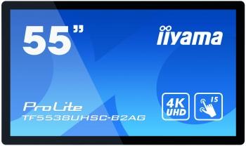 Écran tactile iiyama ProLite TF5538UHSC-B2AG
