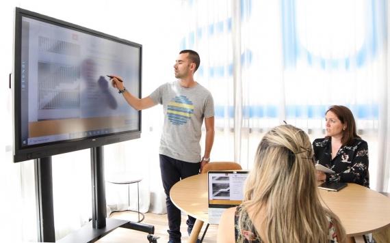 Écran interactif Newline RS+