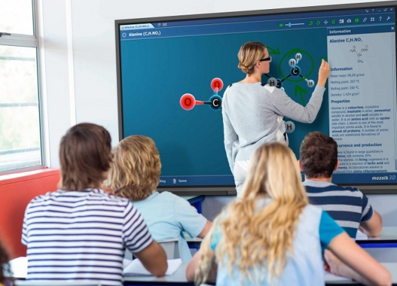 Écran interactif Newline Atlas