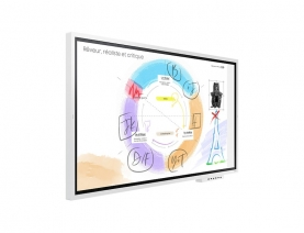 Paperboard digital Samsung Flip 2.0