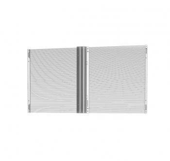 Panneau LED transparent intérieur P3.9