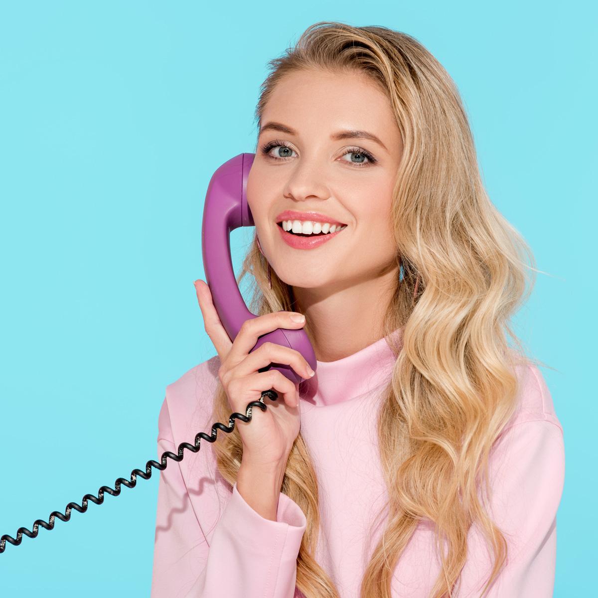 Messages d'accueil téléphonique