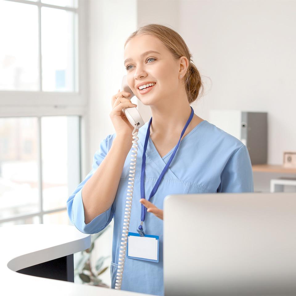 Messages d'accueil téléphonique pour la santé