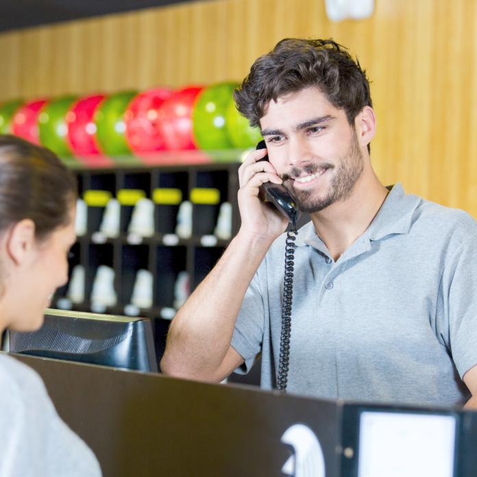 Messages d'accueil téléphonique pour les loisirs