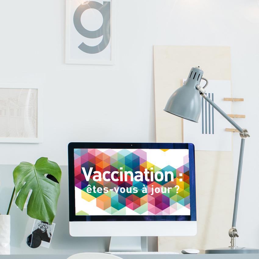 Création de contenus graphiques pour la Santé