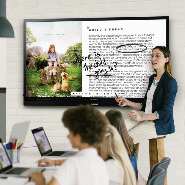 Affichage-dynamique-ID2SON-education-enseignement